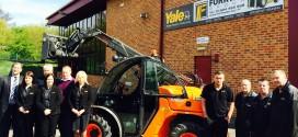 Forkway Group, nuevo distribuidor AUSA en UK