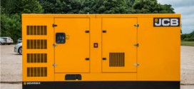 JCB amplía su oferta de la potencia de scania en la línea de generadores QX
