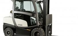 Crown amplía su gama de productos en el segmento de carretillas elevadoras contrapesadas