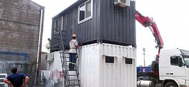 ADEC (Asociación de Empresarios Cristianos – Paraguay) premia a joven que crea viviendas a partir de contenedores con ayuda de FASSI