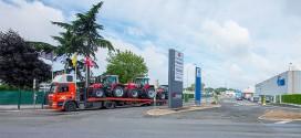 Beauvais Manufacturing Facility nominado por AGCO para producir nuevas cabina del tractor de Massey Ferguson
