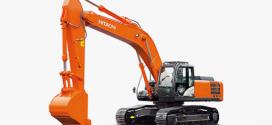 Excavadora Hitachi ZX350LCH-5G  para el mercado africano