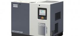 La nueva gama Atlas Copco de bombas de vacío GHS VSD+