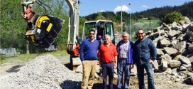 Talleres Turquino entrega la primera BF60 en Galicia