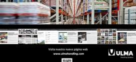 Nueva página web de ULMA Handling Systems