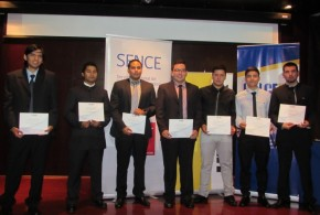 Liebherr Chile SpA receives recognition for human resources development in mining