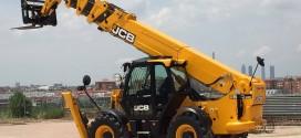 La telescópica JCB 540-200 llega a España