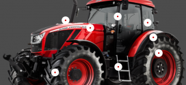 ZETOR presenta el nuevo CRYSTAL, el primer tractor con motor de seis cilindros