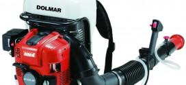 Makita-Dolmar lanza nuevos sopladores de mochila y atomizadores
