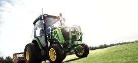 John Deere desafía a sus tractores compactos
