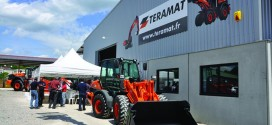 Nueva oficina regional para el distribuidor francés de Hitachi,  Teramat