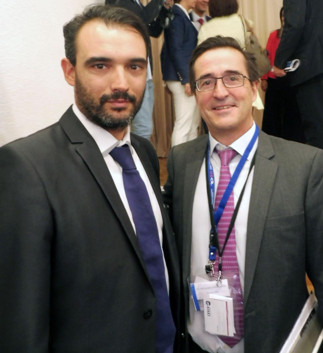 Plataforma Central Iberum ha patrocinado la primera edición de la Feria IMEX
