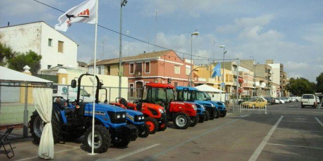 CATRON INTERNACIONAL expone  en la IV feria agricola de bétera