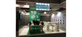 Éxito de MANN+HUMMEL IBÉRICA en la BIEMH 2016