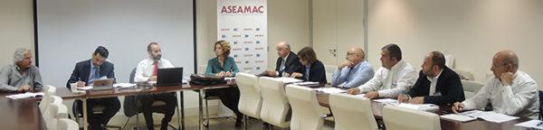 ASEAMAC anuncia a sus socios de honor