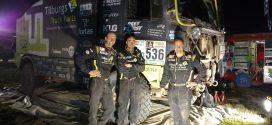 Los pilotos del Rally #Dakar elogian las transmisiones #Allison