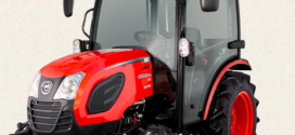 #KIOTI  presenta dos nuevos modelos de tractores de la serie CK10SE