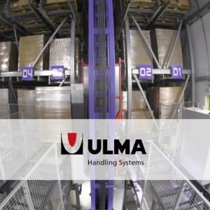 #Alfaro Brakes, confía en #ULMA Handling Systems la automatización de su almacén
