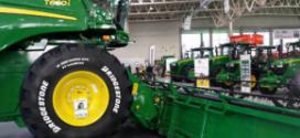 #Bridgestone y #Agrícola Castellana, socios en la quinta edición de #AGRARIA