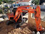 noticias-maquinaria-Midi excavadora Doosan DX62R-3
