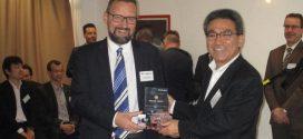"""#Michelin recibió un """"Premio de excelencia como proveedor"""" de parte de #Kubota"""