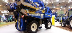 #New Holland celebra la unidad 15.000 de #vendimiadoras #Braud
