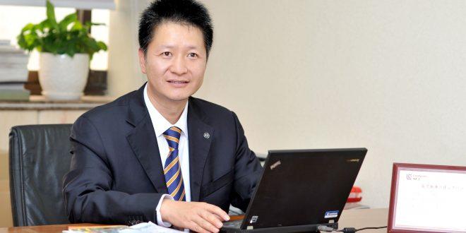 #LiuGong nombra a Huang Haibo como nuevo Presidente