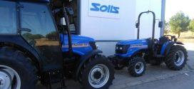 Primera unidad del nuevo #SOLIS 90CRDi