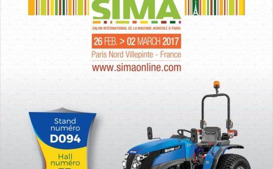 Los tractores #Solis presentes en la #SIMA 2017