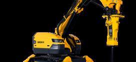 #Brokk presenta el nuevo robot de demolición Brokk 500 en #Conexpo