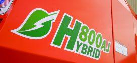 #JLG conmemora 20 años de tecnología híbrida