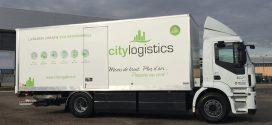 City Logistics con una flota de camiones de gas natural equipados con cajas de cambios #Allison