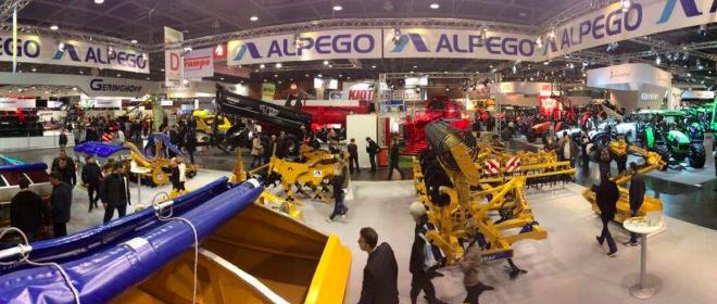 #Alpego participó en #SIMA