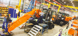 #Hitachi anuncia reestructuración de fábrica para aumentar la eficiencia