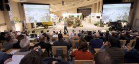 Curso-expo de proveedores de #JohnDeere Ibérica