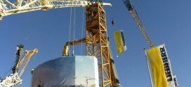 Nueva grúa torre #Liebherr 81 K.1  en #Conexpo2017