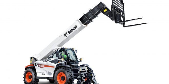 #Bobcat lanza una nueva gama de manipuladores telescópicos con bastidor rígido