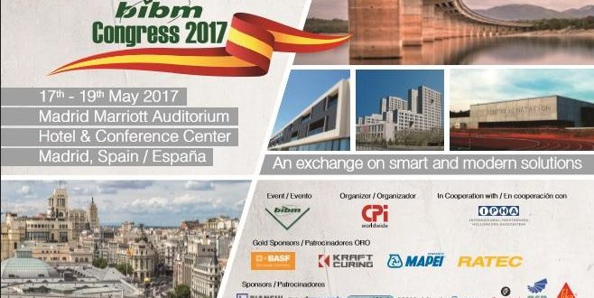 #Mapei, Gold Sponsor del BIBM Congress 2017