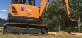 Reymavic vende la primera miniexcavadora CASE CX60C de la nueva serie C