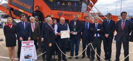 #Arjes IMPAKTOR 250 – Premio Bronce a la Innovación Técnica en #SMOPYC2017