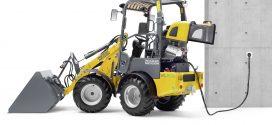 Perfeccionamiento de la cargadora eléctrica sobre ruedas WL20e de #Wacker Neuson