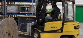 Yale y CLS : solución logística de larga duración con Sacchi Elettroforniture