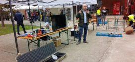 ANZEVE, expositor en la feria HiTech de minería en Barcelona