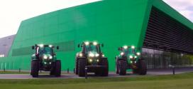 La fábrica de tractores más moderna DEUTZ-FAHR LAND en Lauingen