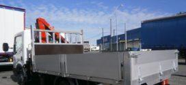 Talleres Teijo entrega una grúa Fassi F32A.0.22
