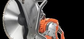 La cortadora eléctrica K 6500 de Husqvarna