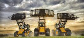 JCB presenta las nuevas cargadoras de ruedas Agri S-3