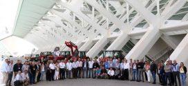 Massey Ferguson España celebra en Valencia su III Convención Anual de Concesionarios
