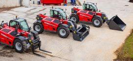 La nueva generación de cargadoras telescópicas agrícolas Massey Ferguson