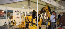 #ANZEVE mostró los nuevos robots de demolición Brokk en #Smopyc